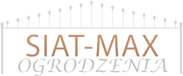 Siat-Max – ogrodzenia panelowe, siatka ogrodzeniowa, akcesoria
