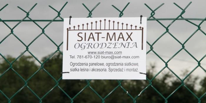 Montaż siat-max